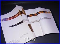3kg LARGE Very Rare Limited BOOK JAPANESE ANTIQUE GOTO-SCHOOL SWORD FITTINGS
