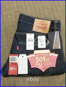 501ct Levis Levi's Jeans Denim Men W33 L32 Red Tag Pants Very Rare From Japan