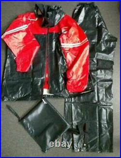 Agu sport vintage Rainsuit 80s very rare, for the real lover THE opportunity