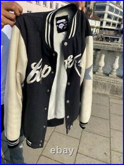BAPE varsity jacket for sale, size M but can fit a large, Very Rare