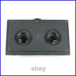 Bausch & Lomb Optical Co. Vintage Stereo Large Format Lens #515 VERY RARE