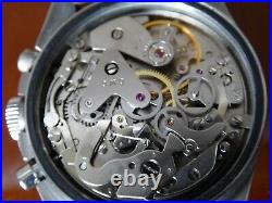 Cwc Pilots Gents Chrono. Very Rare. Only One Other Ebay World Wide