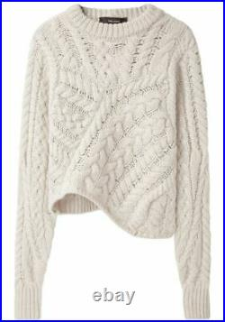 Isabel Marant Versus Sweater Top Knit Size FR44 L Very Rare