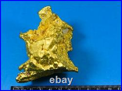 Large Natural Gold Nugget Australian 1275.19 Grams 41.00 Troy Ounces Very Rare M