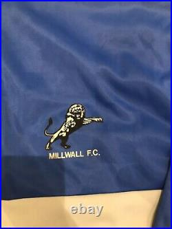 Millwall 1988/89 Tracksuit Top Size Large Mint Condition Very Rare