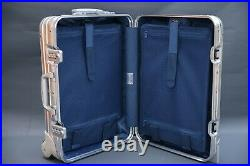 Rimowa Topas Cabin Trolley (2 wheel) -like newithvery good rare- Made in Germany