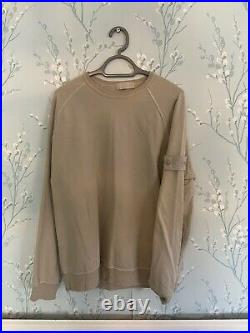 Stone Island Ghost Project Beige In Size XL, Fits Large Ans Baggy, Is Very Rare