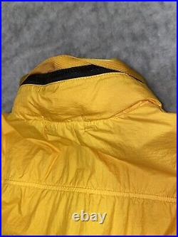 Stone island Half Zip In Yellow (very rare in this colour)