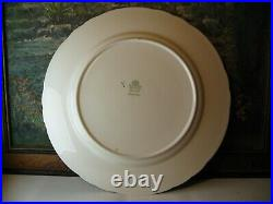 Stunnng Very Rare Large Aynsley Cabbage Rose Platter signed by J A Bailey