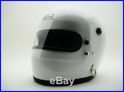 VERY RARE VINTAGE SIMPSON SNELL 1975 HELMET DRAG Car Racing Racer Small Window