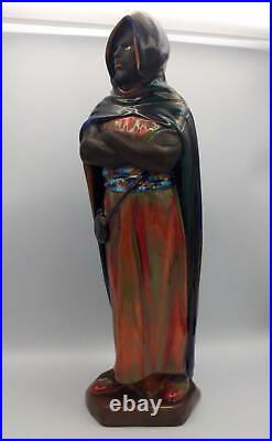 Very Rare Large DOULTON Figure THE MOOR HN2082 17 Inches Tall