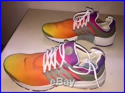 Very Rare NIKE PRESTO Shoes SIZE LARGE Collectors 2001 Limited Edition