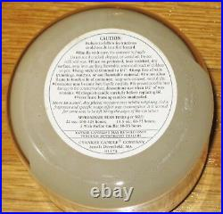 Yankee Candle 22 oz WHITE CHRISTMAS Black Band VERY RARE LABEL